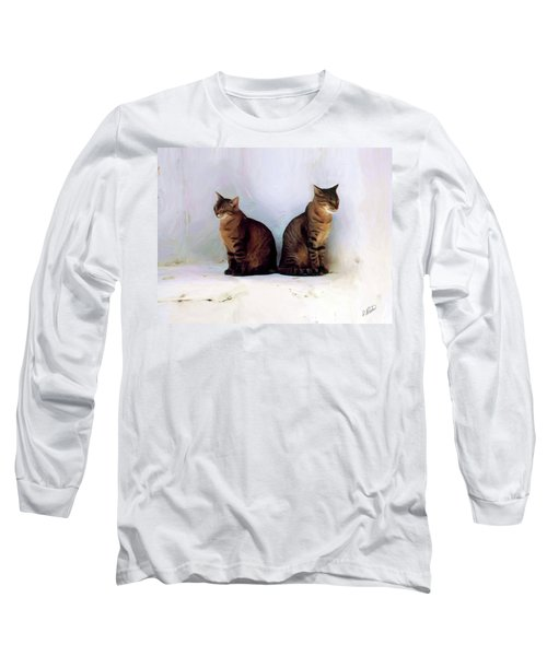 Bookends - Rdw250805 Long Sleeve T-Shirt