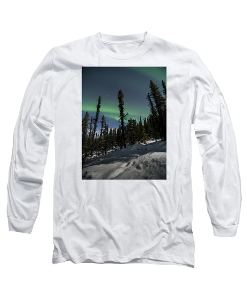 Boreal Forest Essence Long Sleeve T-Shirt