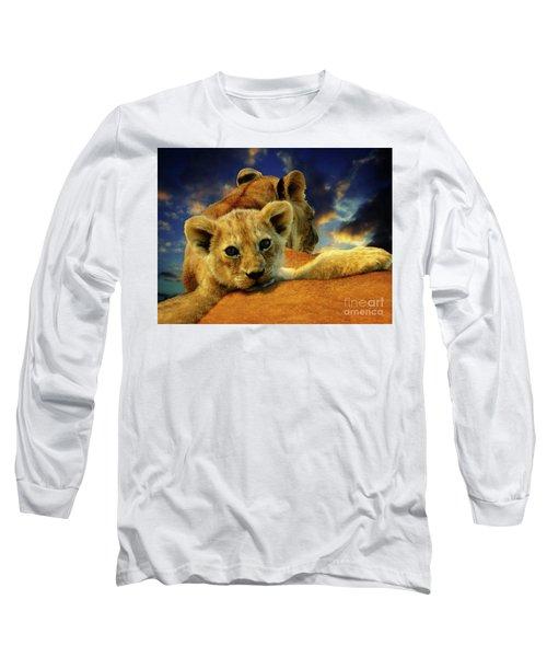 Born Free IIi Long Sleeve T-Shirt