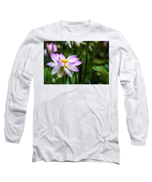 Born Of The Water Long Sleeve T-Shirt by Edward Kreis