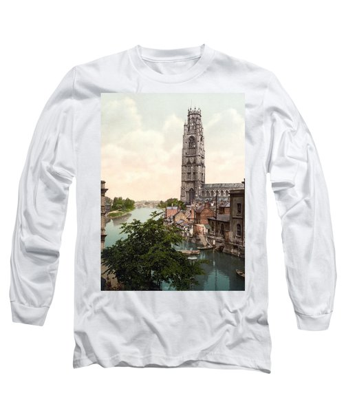 Boston - England Long Sleeve T-Shirt