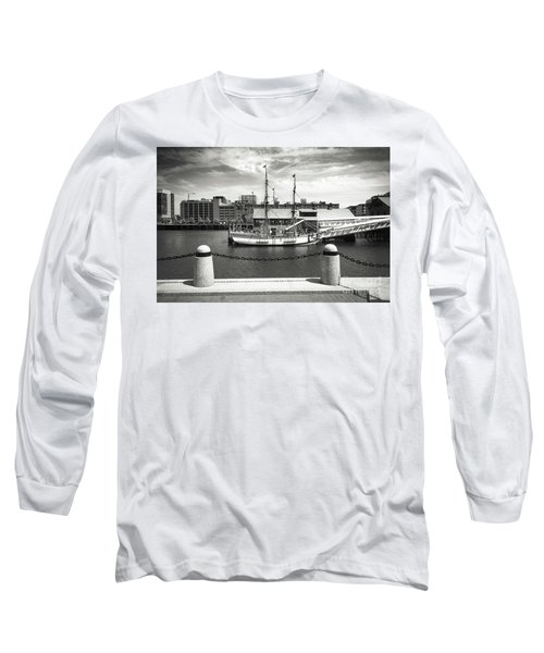 Boston Harbor Series 4860 Long Sleeve T-Shirt