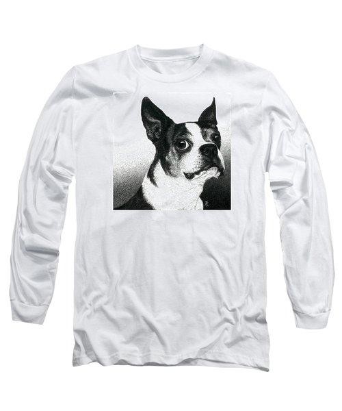 Boston Style Long Sleeve T-Shirt