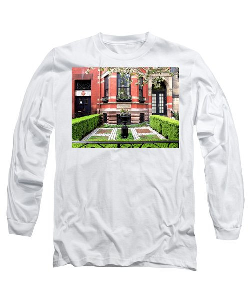 Boston's Back Bay Long Sleeve T-Shirt