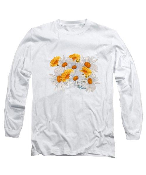 Bouquet Of Wild Flowers Long Sleeve T-Shirt
