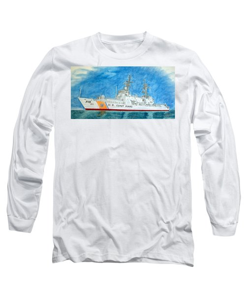 Boutwell-u.s.coast Guard 719 Long Sleeve T-Shirt