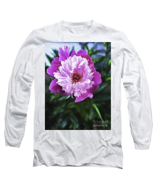 Bowl Of Beauty Long Sleeve T-Shirt