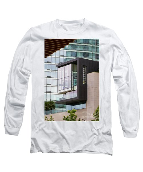 Long Sleeve T-Shirt featuring the photograph Boxed In by Chris Dutton