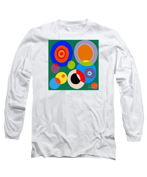 boy Long Sleeve T-Shirt by Beth Saffer