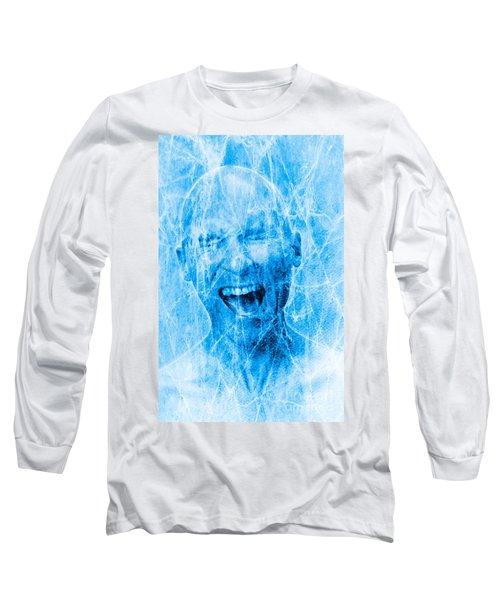 Brain Freeze Long Sleeve T-Shirt