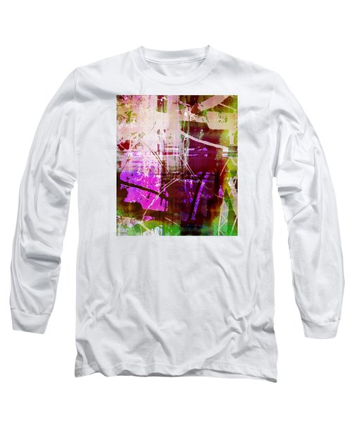 Long Sleeve T-Shirt featuring the photograph Branching Out by Shawna Rowe