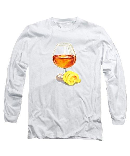 Brandy Butter Long Sleeve T-Shirt