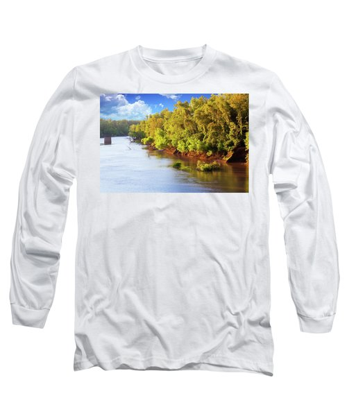 Brazos River Long Sleeve T-Shirt