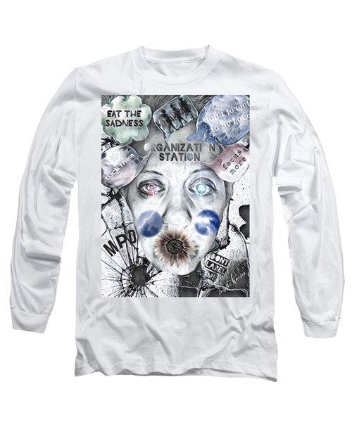 Break Free Long Sleeve T-Shirt by Vennie Kocsis