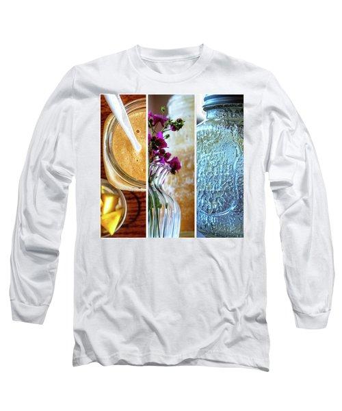 Breakfast Options Long Sleeve T-Shirt