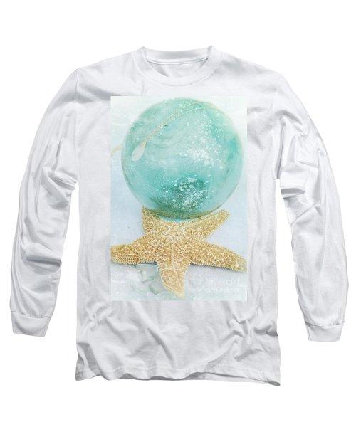 Breathe  . . .   Like Water Long Sleeve T-Shirt