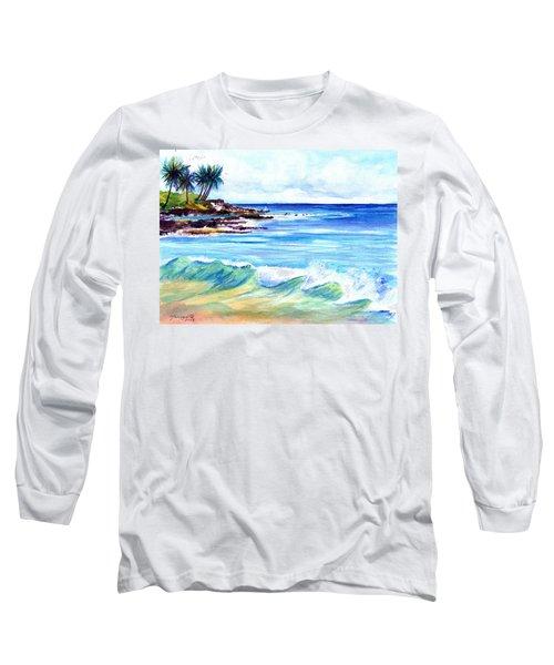 Brennecke's Beach Long Sleeve T-Shirt