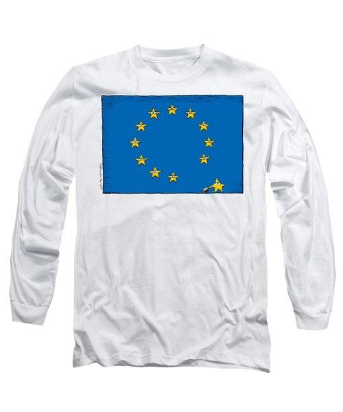 Brexit Eu Flag  Long Sleeve T-Shirt