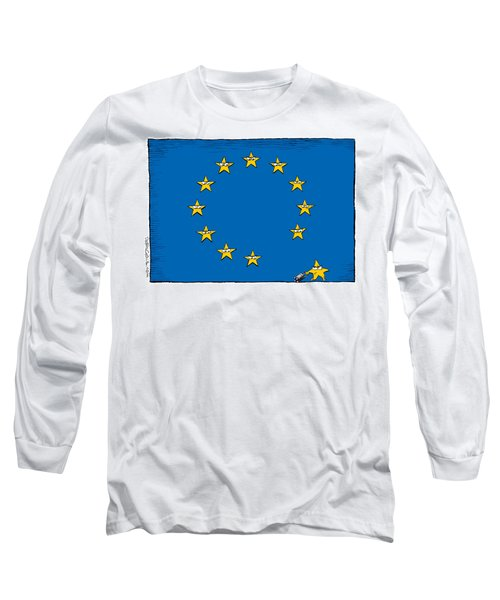 Brexit Eu Flag  Long Sleeve T-Shirt