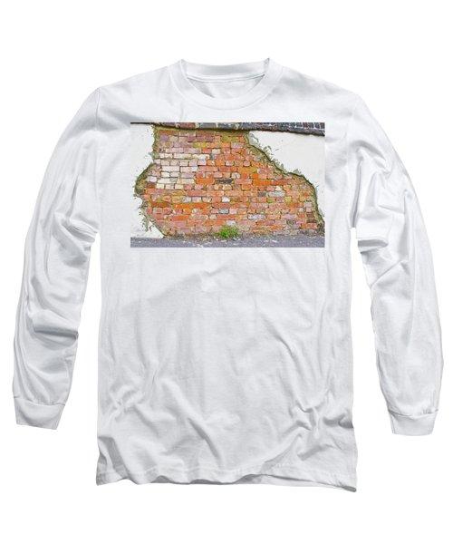 Brick And Mortar Long Sleeve T-Shirt