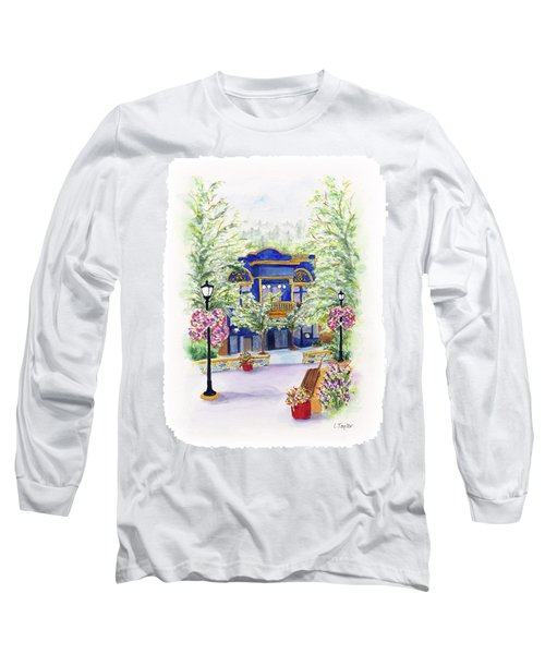 Brickroom On The Plaza Long Sleeve T-Shirt