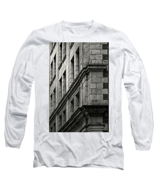 Bricks And Beauty Long Sleeve T-Shirt