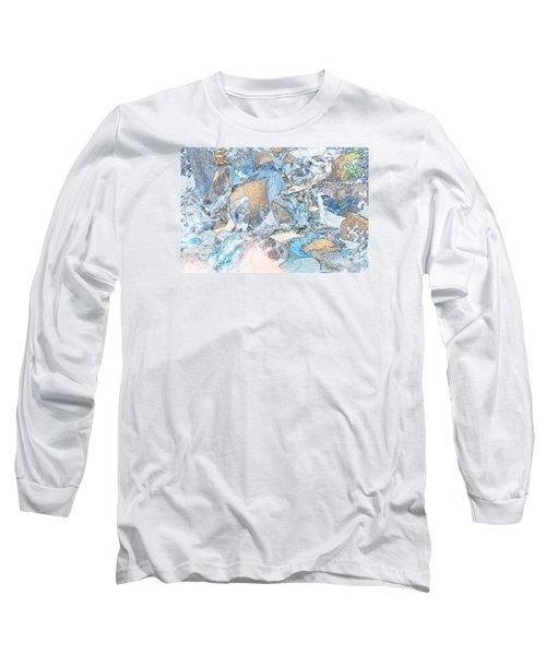 Bridal Veil Fall Long Sleeve T-Shirt
