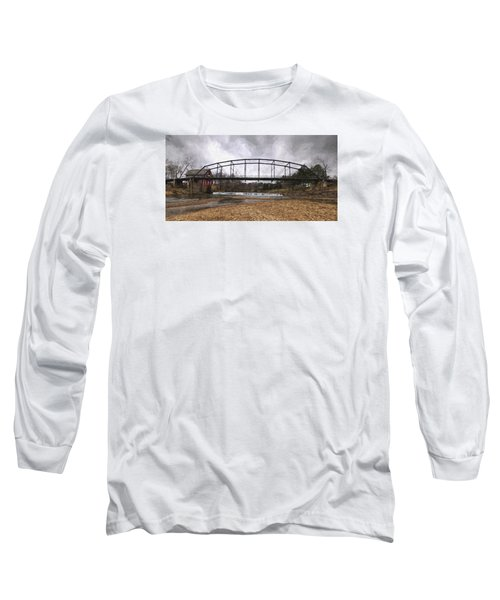 Bridge At The Mill Long Sleeve T-Shirt