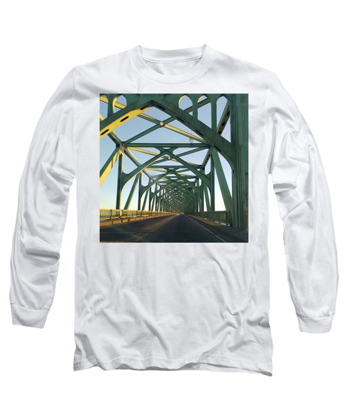 Bridge To Oregom Long Sleeve T-Shirt