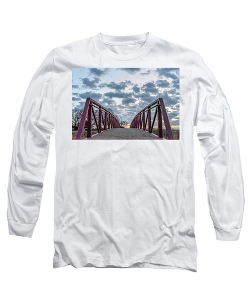 Bridge To The Clouds Long Sleeve T-Shirt