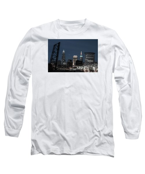 Bridges And Buildings Long Sleeve T-Shirt
