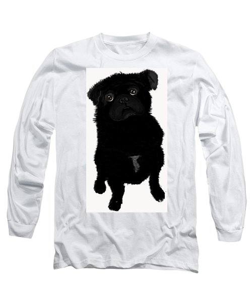 Long Sleeve T-Shirt featuring the photograph Brig by Paula Brown