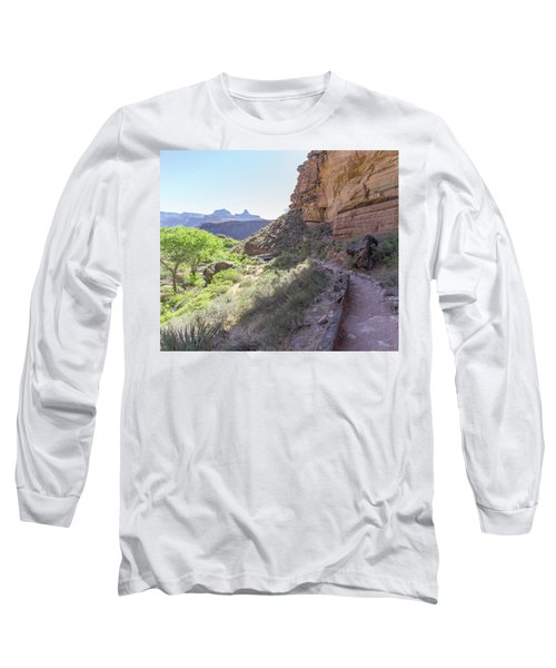Bright Angel Trail Long Sleeve T-Shirt