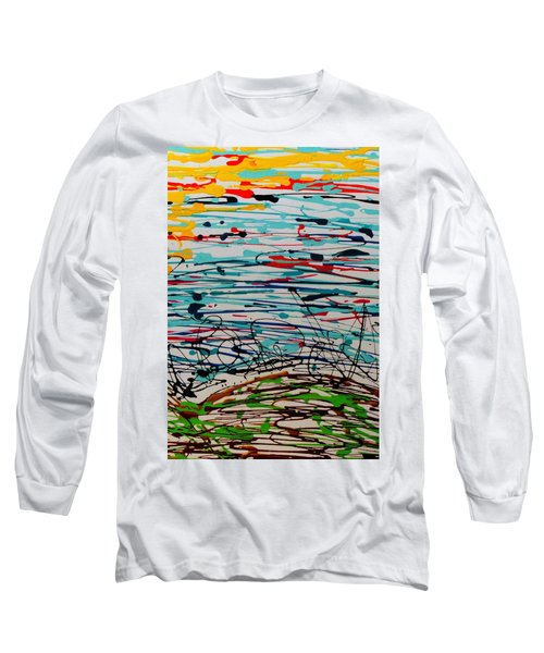 Brighter Day 2 Of 2 Long Sleeve T-Shirt
