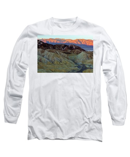 Brilliant And Subdued Long Sleeve T-Shirt