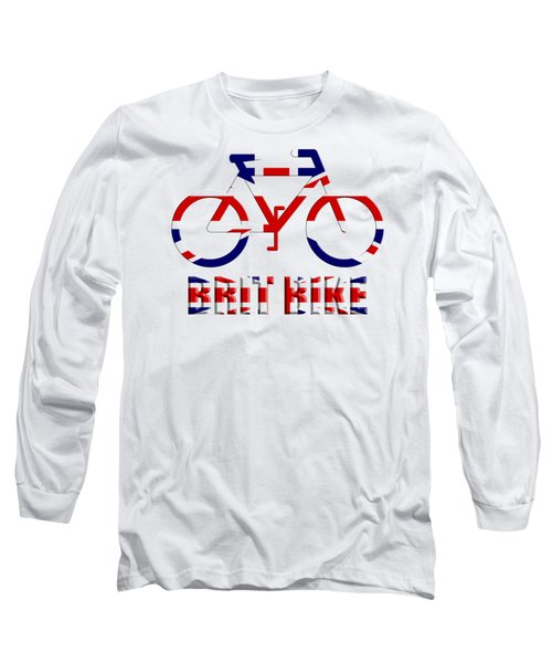 Brit Bike Long Sleeve T-Shirt