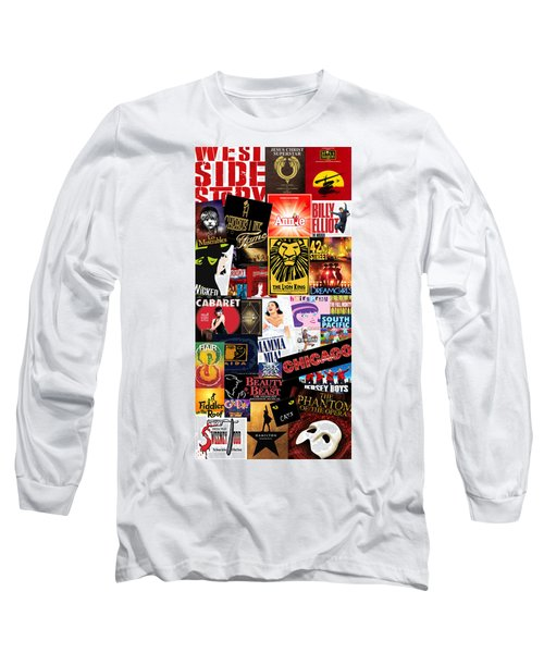 Broadway 9 Long Sleeve T-Shirt by Andrew Fare