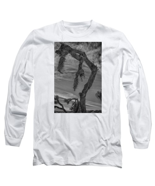 Broken Back Long Sleeve T-Shirt