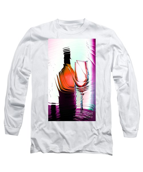 Broken Promise Long Sleeve T-Shirt by Donna Bentley