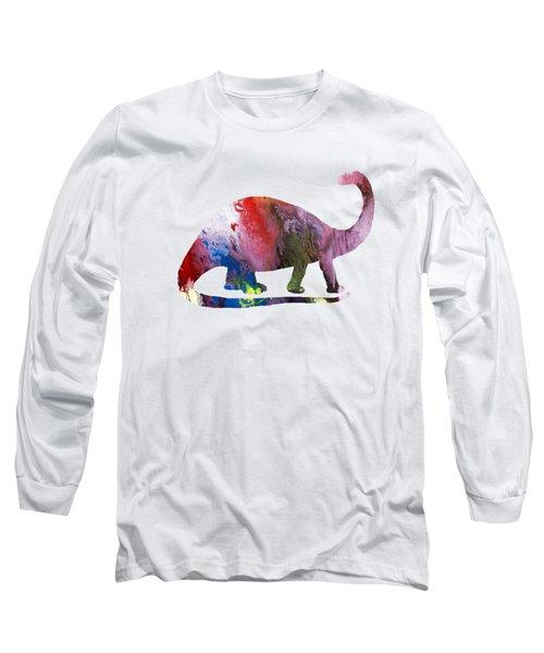 Brontosaurus Long Sleeve T-Shirt