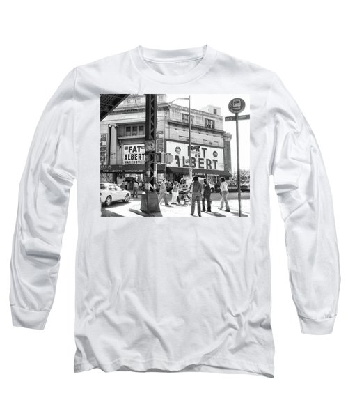Brooklyn Fat Albert  Long Sleeve T-Shirt