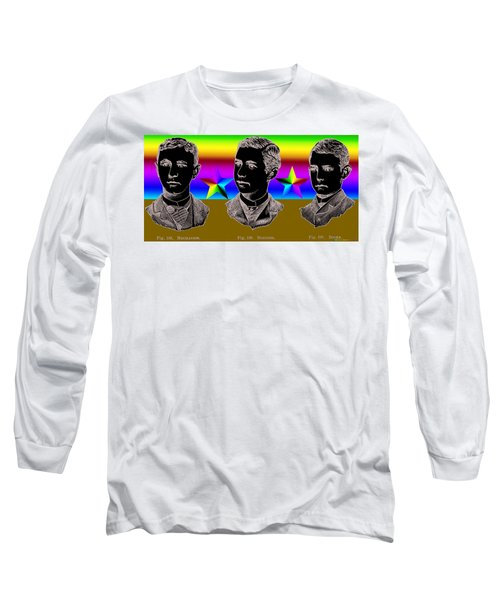 Brothers Three Long Sleeve T-Shirt