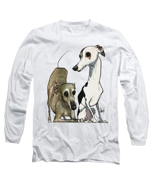 Brown 7-1512 Long Sleeve T-Shirt