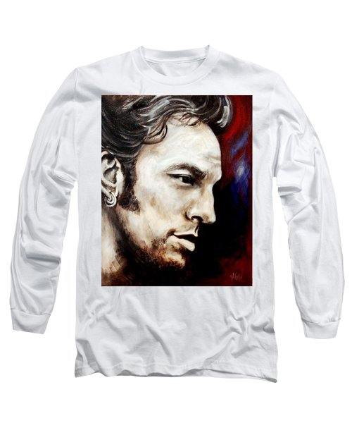 Bruce Springsteen Long Sleeve T-Shirt
