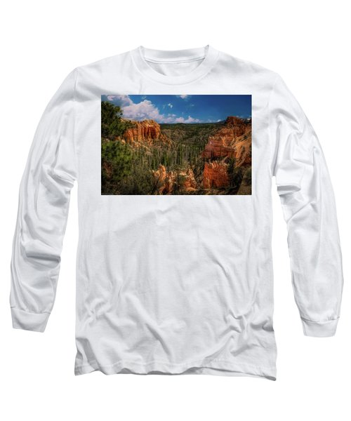 Bryce Canyon From The Top Long Sleeve T-Shirt