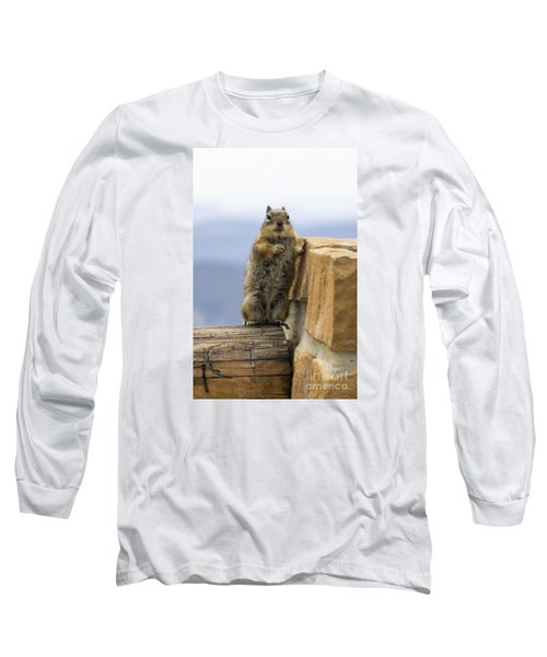 Bryce Squirrel Long Sleeve T-Shirt