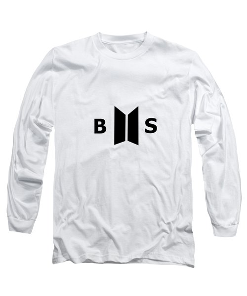Bts Logo 2017 Long Sleeve T-Shirt