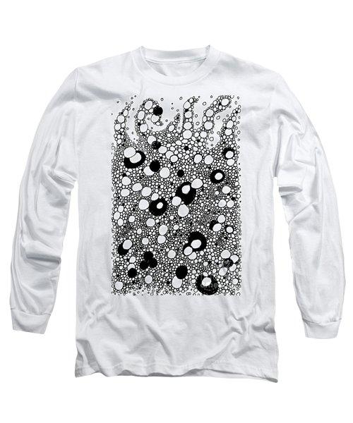 Bubble Doodle Long Sleeve T-Shirt