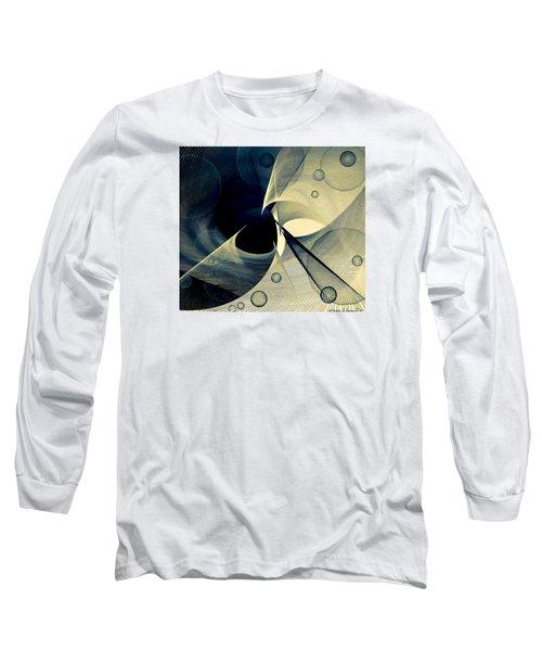 Bubble Hurricane Long Sleeve T-Shirt