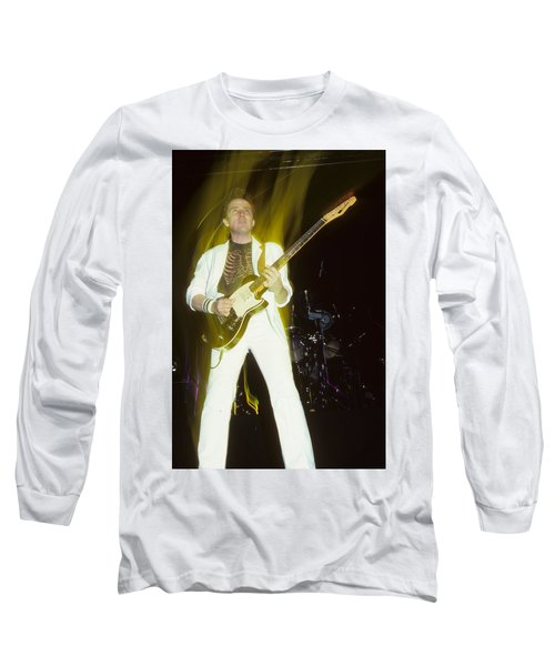 Buck Dharma Of Blue Oyster Cult Long Sleeve T-Shirt
